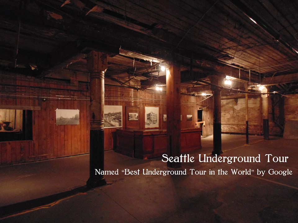 Seattle Underground Tour - Seattle, WA