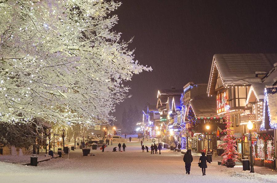 Northwest Photo of the Week: Leavenworth, Washington's Christmas Lighting Festival