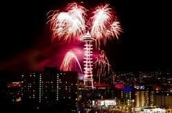 Best Spots to Spend New Year's Eve in the Northwest