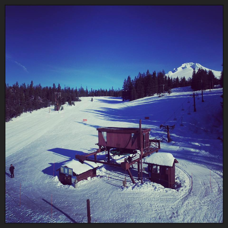Summit Ski Area, Government Camp, OR
