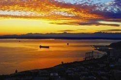 Best Spots For Sunsets in Seattle