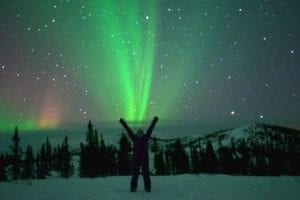 The Northern Lights From Chena Hot Springs Resort: Best of the NW Photo of the Week
