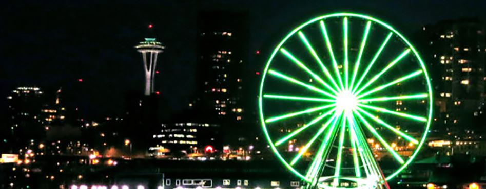Best of the NW Photo of the Week: Celebrating St. Paddy's Day in Seattle