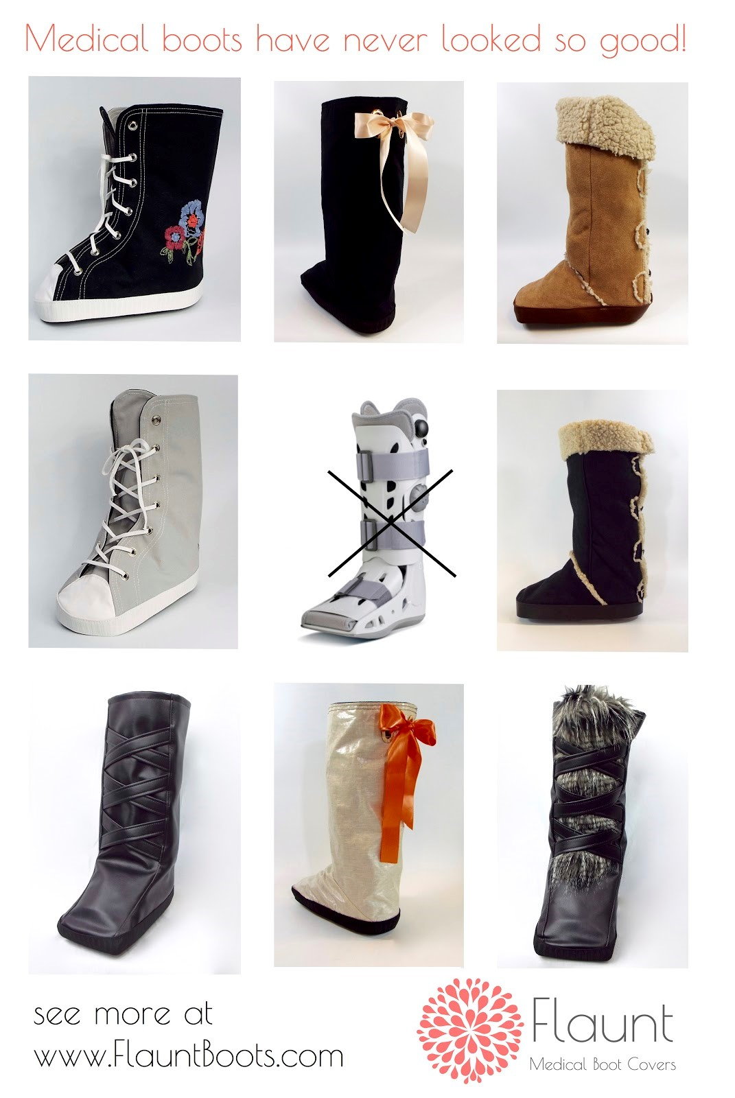 the best attitude 81965 b06af photo credit  Flaunt Boots   Accessories