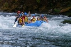 9 Best Rivers for Rafting in Oregon