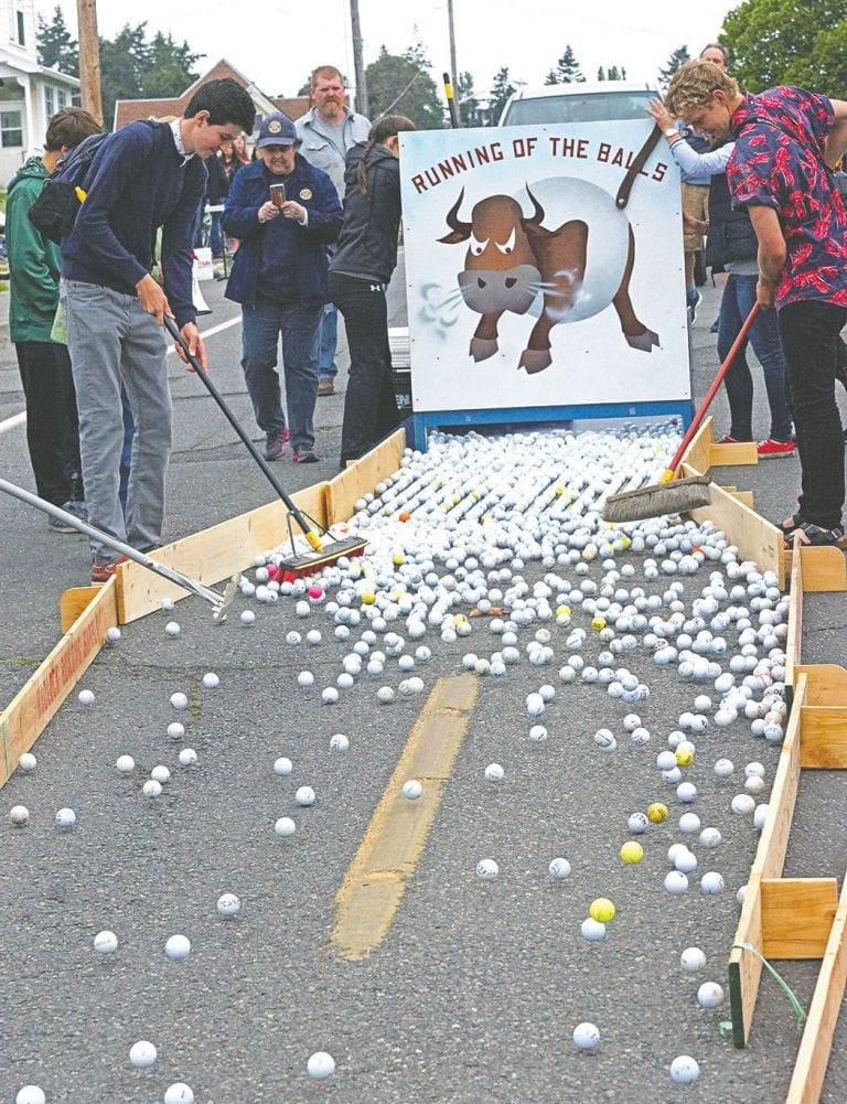 Port Townsend Running of the Balls
