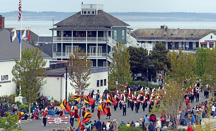 Port Townsend Grand Parade