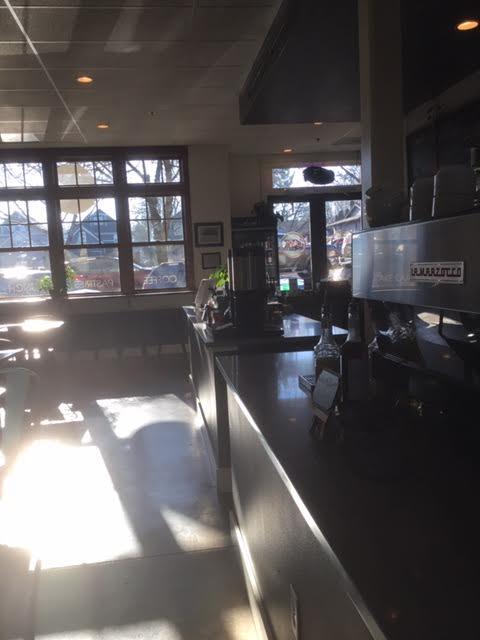 The Lark Cafe, West Linn, Oregon