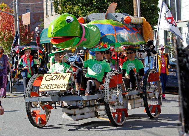 port townsend kinetic
