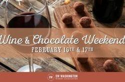 SW Washington Chocolate and Wine Weekend