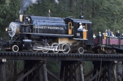 Love Trains? Special Stops for the Train Enthusiast