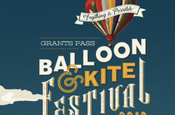 Grants Pass Balloon and Kite Festival
