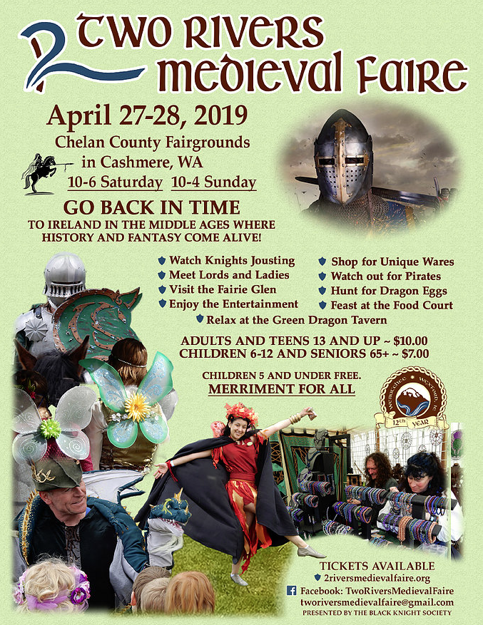 two rivers medieval faire