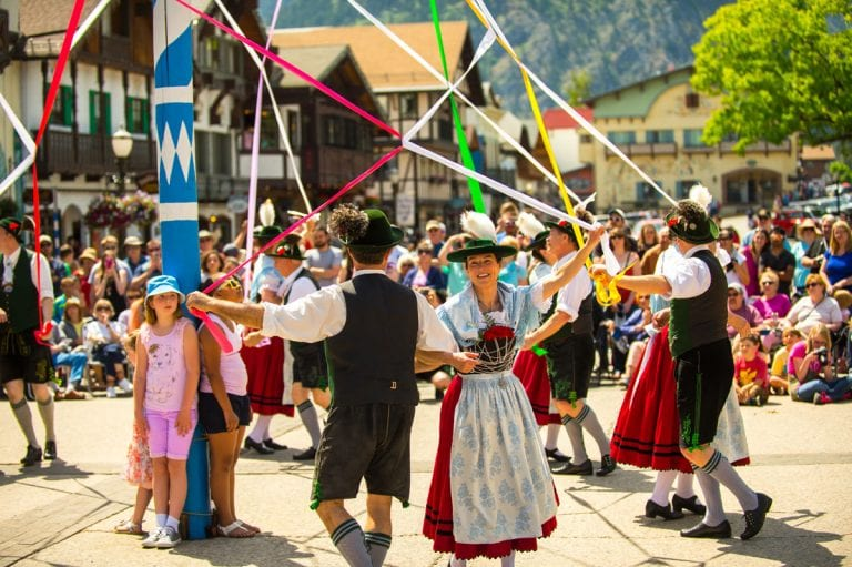 Maifest Leavenworth