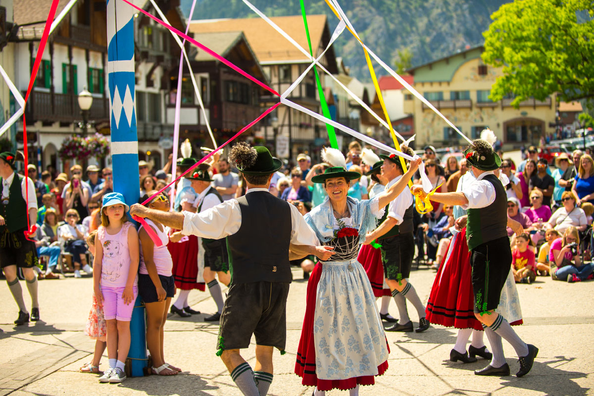 Maifest Leavenworth
