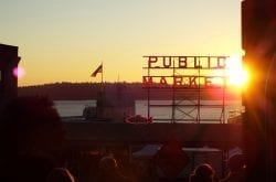 Seattle's Pike Market