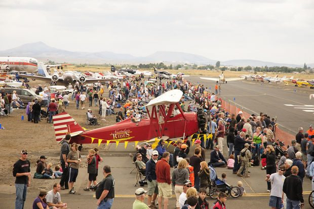 airshow of the cascades madras