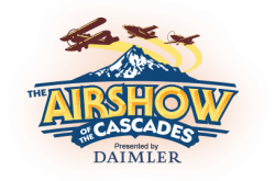 air show of the cascades logo