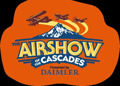 air show of the cascades logo