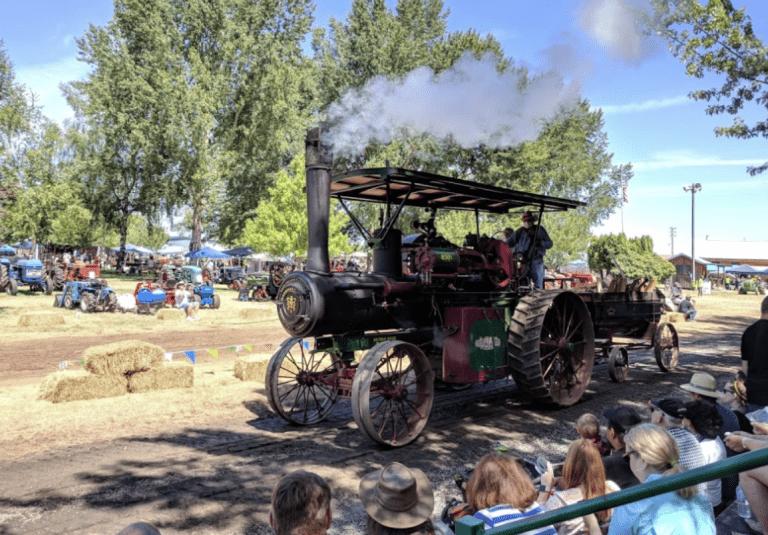 powerland steam up