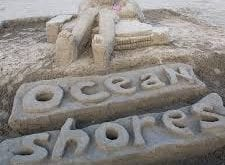 ocean shores sand sawdust fest