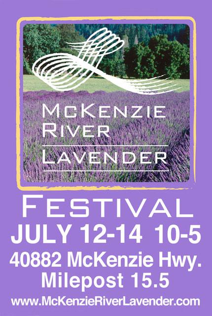 mckenzie river lavender festival
