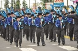 hazel dell parade of bands