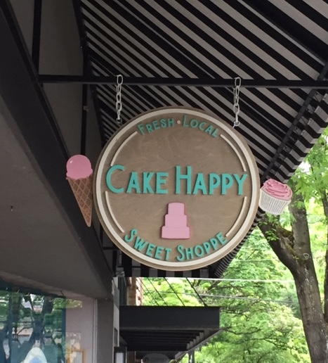 cake happy sweet shoppe bakery camas wa