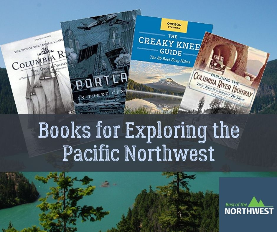 book reading list for exploring the pacific northwest