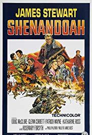 shenandoah starring james stewart filmed in oregon