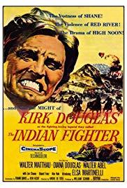 the indian fighter filmed in oregon