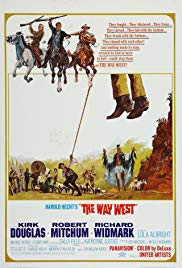the way west movie filmed partially in oregon