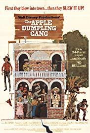 apple dumpling gang movie filmed in oregon