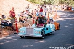 portland adult soap box derby at mt tabor park
