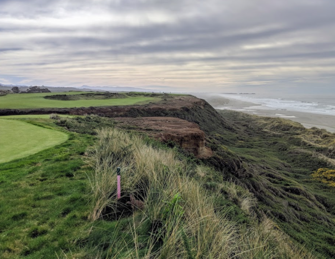 bandon dunes golf course