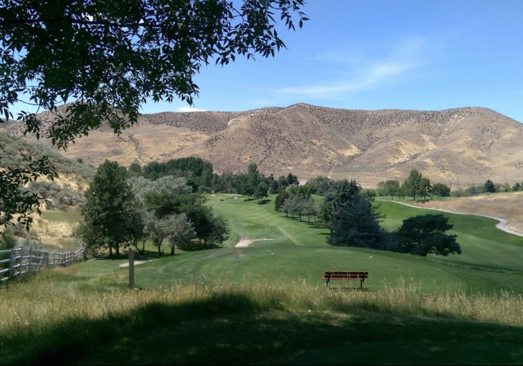 shadow valley golf boise idaho