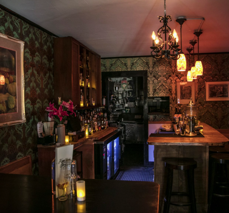 The Knee High Stocking Speakeasy in Seattle