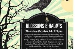 Botanical Garden Halloween event Tacoma WA