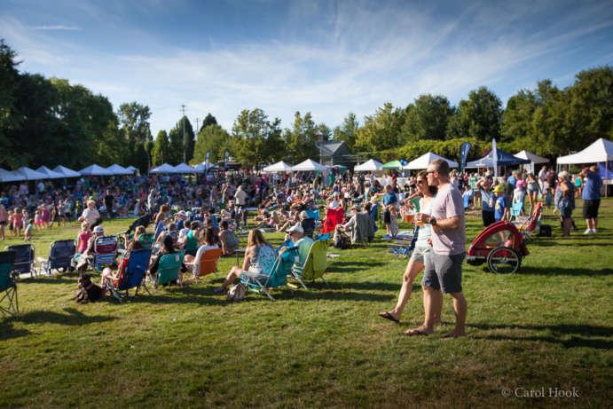 Celebrate Woodinville Washington festival