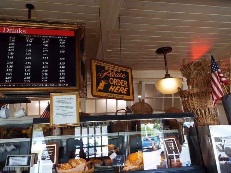 Pacific Way Bakery Gearhart, Oregon