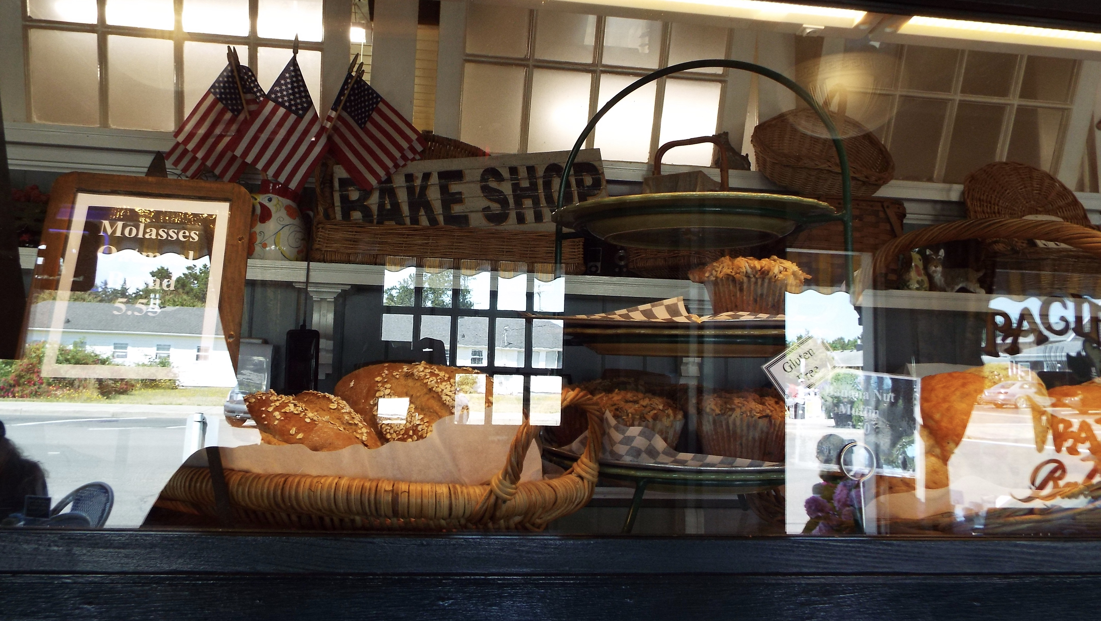 Pacific Way Bakery & Cafe