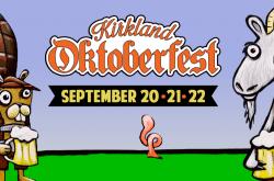 Kirkland Oktoberfest logo