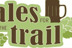 ales for the trail brewfest in coeur d'Alene idaho logo