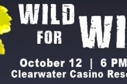 Wild for Wines Fundraiser for West Sound Wildlife Shelter