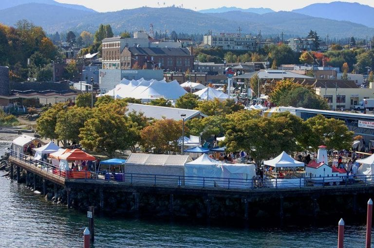 Port Angeles Dungeness Crab and Seafood Festival