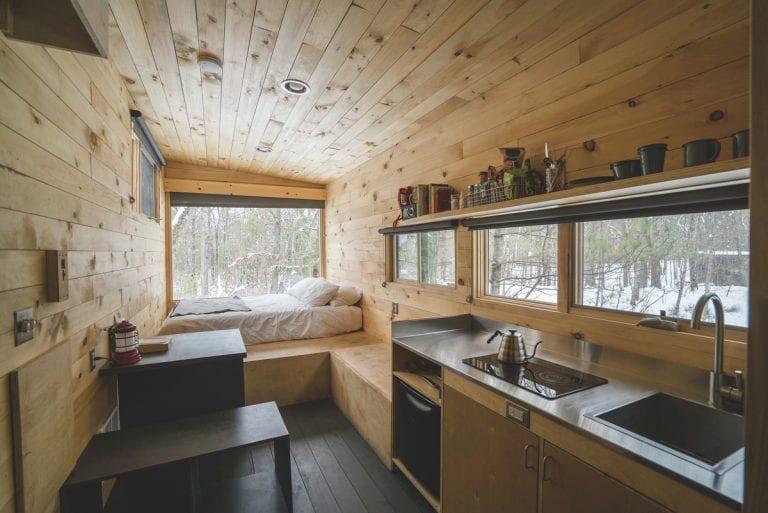 Getaway modern cabin rentals
