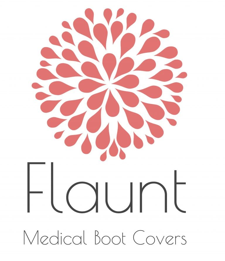 Flaunt medical boot covers