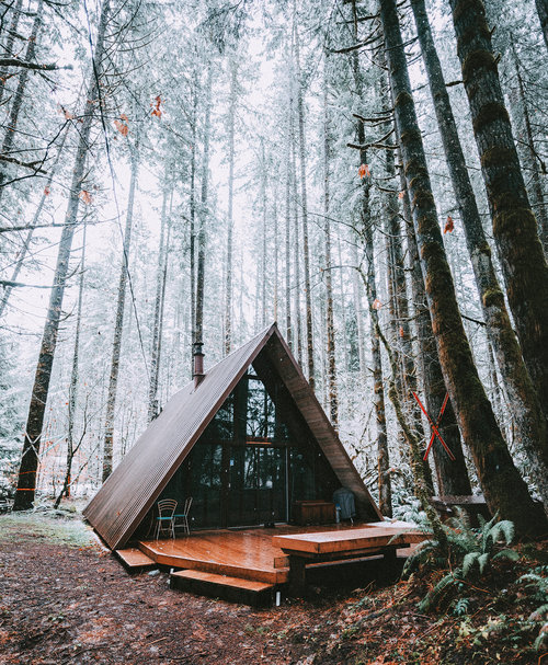 Tye Cabin Rentals A-frame
