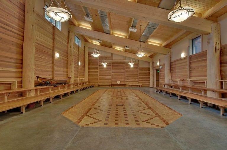 Duwamish Tribe Longhouse Seattle
