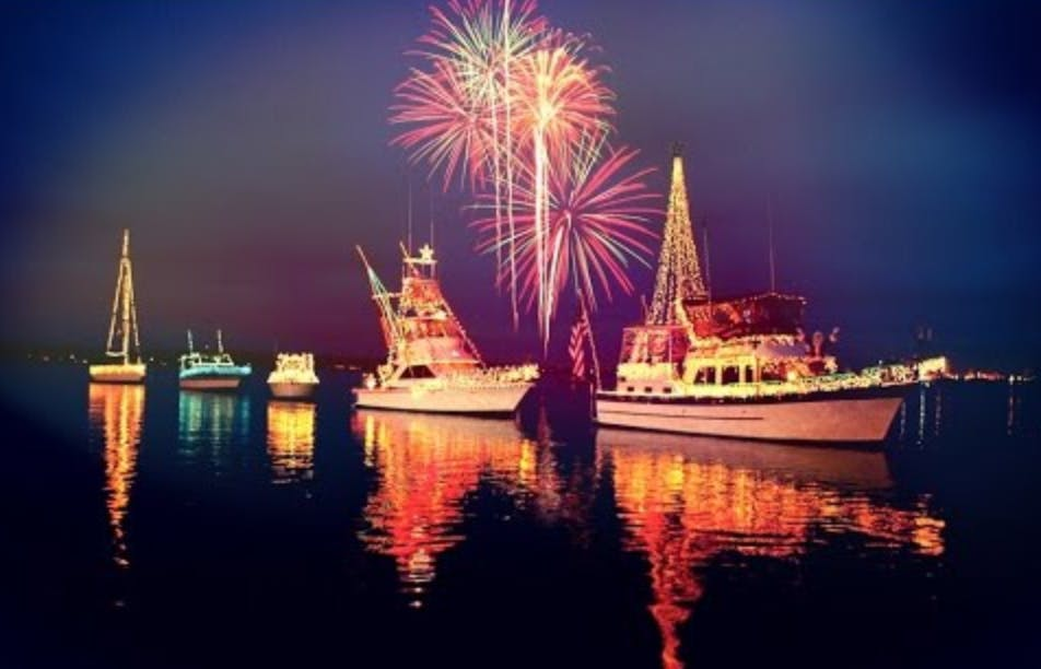 Tacoma Holiday Boat Parade